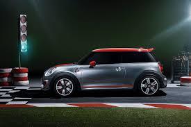 mini john cooper works concept announced european car