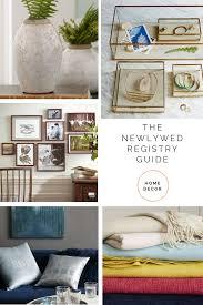 home decor wedding registry wedding registry gift guide