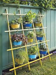 Hanging Flower Pot Hooks Vertical Herb Garden Hang Buckets With U0027s U0027 Hooks U0026 Grow Your
