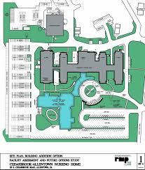 Design Plans by Lehigh County Releases Sketches Of Potential Cedarbrook Upgrades