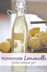 how to make limoncello limoncello recipe my frugal adventures