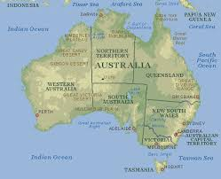 map of australia political political map of australia