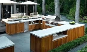 outdoor kitchen countertop ideas outdoor kitchen countertops outdoor kitchen the edge outdoor kitchen