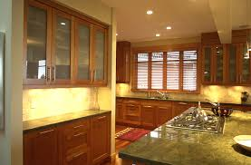 cherry kitchen cabinets wall color inspiring home ideas