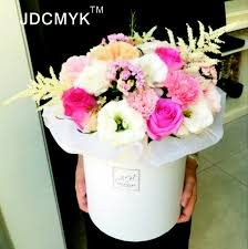 wedding flowers gift size 19 5x23 5cm florist flowers gift box color p aper