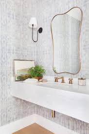 Powder Room Wallpaper by Powder Room Wallpaper Part One Carolina Life In Bloom
