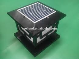 wholesale outdoor solar powered panel led light ls pathway spot