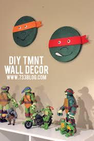 Ninja Turtle Bedroom Teenage Mutant Ninja Turtle Wall Decor Inspiration Made Simple