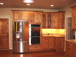 kitchen cabinet wood choices natural knotty alder wood kitchen cabinets popular cabinet wood