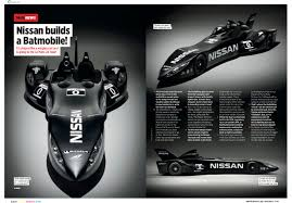 nissan race car delta wing car stuff rory buckeridge