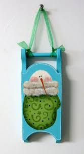 395 best painted sleds images on pinterest christmas ideas sled