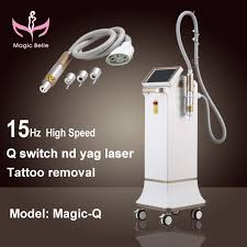 magic belle newest product q switched nd yag laser nd yag laser