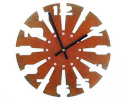 Modern Wall Clock Outnumbered Iv Large Wall Clock Unique Wall Clock Modern