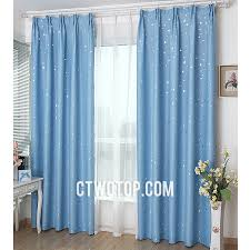 Light Silver Curtains Funky Cheap Room Blackout Baby Blue And Silver Curtains