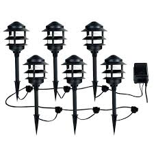 Amazon Outdoor Lighting Low Voltage Walkway Lighting Sets U2013 Kitchenlighting Co