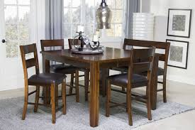 Black Dining Room Table And Chairs by Mor Furniture For Less The Alpine Ridge Counter Height Dining