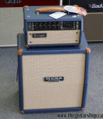 mesa boogie mark v 25 head with 1x12 recto cab blue bronco and tan