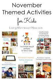 themed activities for