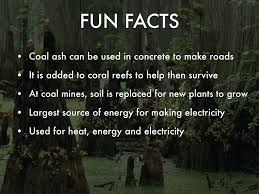 interesting facts about coal best fact 2017