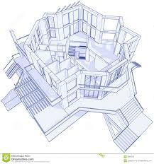 modern house blueprint home design ideas