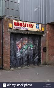 kevin webster s auto centre fictional garage workshop on the set kevin webster s auto centre fictional garage workshop on the set of coronation street uk s longest