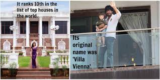 7 facts about shah rukh khan u0027s home u0027mannat u0027 that will blow your mind