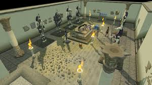image pharaoh queen tomb png runescape wiki fandom powered