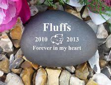 guinea pig statue lawn garden ornament memorial grave remembrance