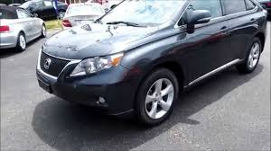 lexus suv models 2010 2010 lexus rx350 walkaround start up tour and overview youtube
