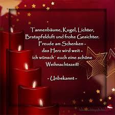 besinnliche weihnachtsgedichte weihnachtssprüche für
