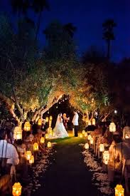 outside weddings evening wedding ideas evening wedding ideas wedding seeker