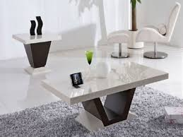 White Glass Coffee Table Awesome White Marble Coffee Table Designs U2013 Marble Dining Table