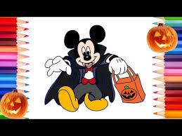 mini mouse cartoon coloring
