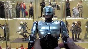 Mechanical Chair Toys Robocop With Mechanical Chair One Sixth Scale Figure