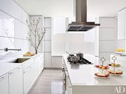 Bright White Kitchen Cabinets White Kitchens Design Ideas Photos Architectural Digest