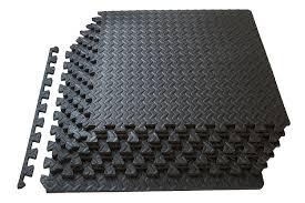 amazon com prosource fs 1908 pzzl puzzle exercise mat eva foam