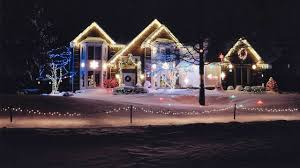 Rochester Michigan Christmas Lights by Family Using Christmas Light Display To Raise Money For Family