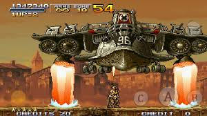 metal slug 2 apk new snk releases metal slug x for android