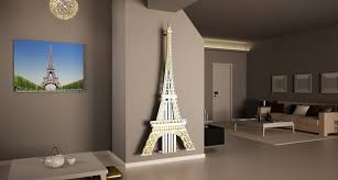 Home Of The Eifell Tower The Eiffel Tower Radiator Brings The Charm Of Paris To Your Home