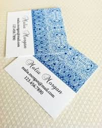 Personalized Business Cards Personalized Business Card Calling Card Set Of 50 Calling