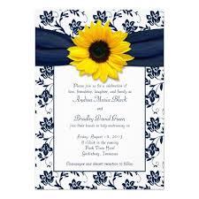 sunflower wedding invitations the 25 best sunflower wedding invitations ideas on