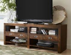 Pottery Barn Benchwright Media Benchwright Tv Stand Pottery Barn Home Living Room