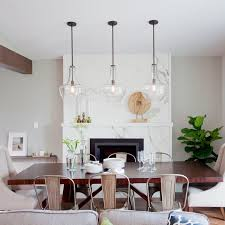 Best  Dining Room Fireplace Ideas On Pinterest Country Dining - Chandelier dining room