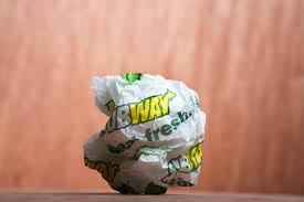 quotes about fall food the rise and fall of subway the world u0027s biggest food chain the