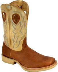 twisted x s boots twisted x and brown horseman cowboy boots square toe