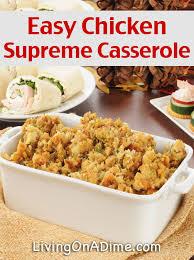 Dinner Casserole Ideas 10 Dinners For 5 Cheap Dinner Recipes And Ideas