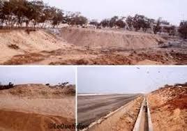 ecran bureau retourné macky sall retourne 45 ha des terres de malika à la communauté layenne