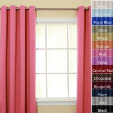 Royal Blue Blackout Curtains Cheap Teal Grommet Curtains Find Teal Grommet Curtains Deals On
