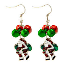 jingle bell earrings promotion shop for promotional jingle bell