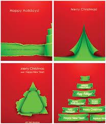 modern christmas cards modern christmas cards vector vector graphics